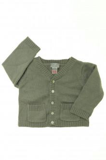 vêtements bébés Cardigan Cyrillus 6 mois Cyrillus