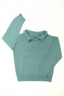 vêtements enfants occasion Pull Okaïdi 5 ans Okaïdi