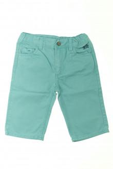vêtements d occasion enfants Bermuda en jean de couleur Tape à l'Œil 9 ans Tape à l'œil