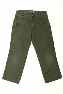 vetements enfants d occasion Pantalon en toile Sergent Major 4 ans Sergent Major