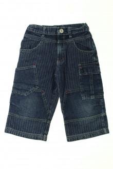 vêtements enfants occasion Bermuda en jean La Compagnie des Petits 5 ans La Compagnie des Petits