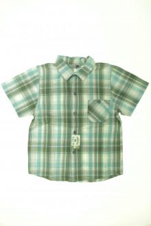 vêtements occasion enfants Chemisette à carreaux YCC214 5 ans YCC214