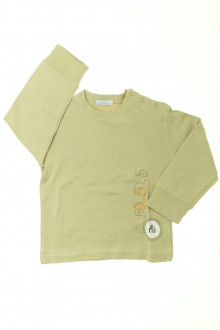 vetement occasion enfants Tee-shirt manches longues Obaïbi 3 ans Obaïbi
