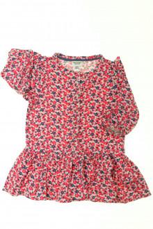habits bébé occasion Robe fleurie Tape à l'Œil 9 mois Tape à l'œil