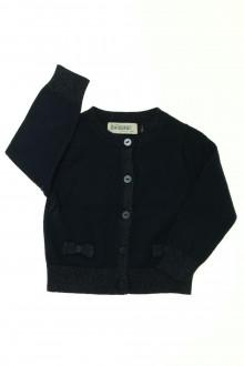 vêtements bébés Gilet Jean Bourget 12 mois Jean Bourget