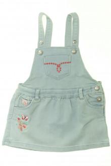 habits bébé Robe en jean brodé La Compagnie des Petits 12 mois La Compagnie des Petits