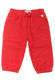 vêtements bébés Pantalon en broderie anglaise La Compagnie des Petits 12 mois La Compagnie des Petits