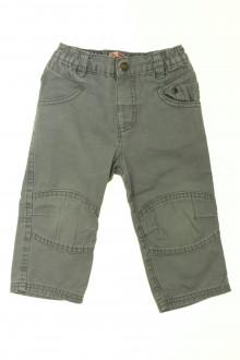 Habit d'occasion pour bébé Pantalon en toile DPAM 18 mois DPAM