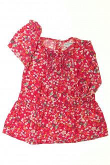 vêtements bébés Robe fleurie Vertbaudet 18 mois Vertbaudet