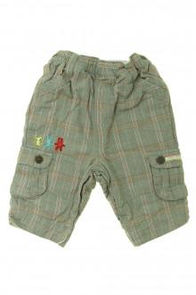 Habits pour bébé occasion Pantalon Prince de Galles Sergent Major 3 mois Sergent Major