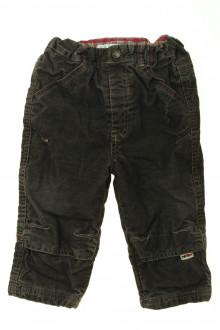 Habit d'occasion pour bébé Pantalon en velours fin Sergent Major 18 mois Sergent Major