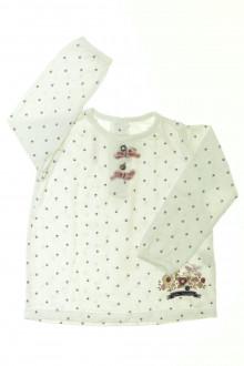 vêtements bébés Tee-shirt manches longues fleuri Sergent Major 18 mois Sergent Major