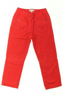 vêtements occasion enfants Pantalon en toile Vertbaudet 4 ans Vertbaudet