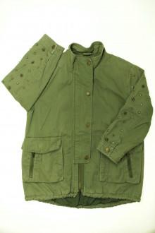 vêtements d occasion enfants Veste militaire cloutée Zara 7 ans Zara