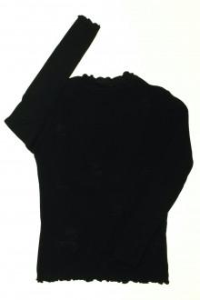 vetements enfants d occasion Tee-shirt brodé manches longues Zara 9 ans Zara