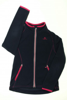 vêtement enfant occasion Sweat polaire zippé Décathlon 10 ans Décathlon