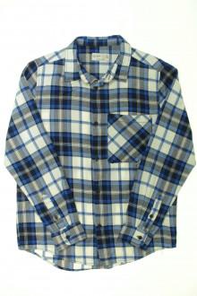 vetement occasion enfants Chemise à carreaux Zara 10 ans Zara