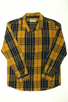 vetement marque occasion Chemise à carreaux Zara 10 ans Zara