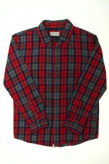 vetement d'occasion Chemise à carreaux Zara 10 ans Zara