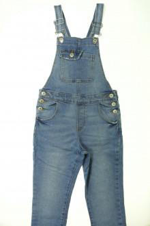 vetement d occasion enfant Salopette en jean Zara 8 ans Zara