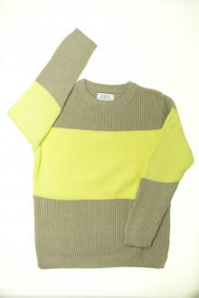 vetements enfants d occasion Pull bicolore Zara 10 ans Zara