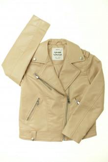vetement occasion enfants Perfecto en simili-cuir Zara 9 ans Zara