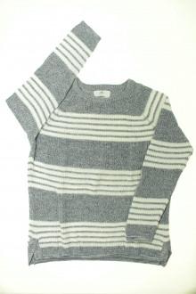 vêtements enfants occasion Pull rayé Zara 9 ans Zara
