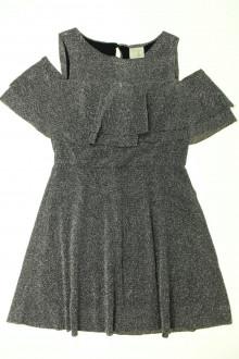 vêtements d occasion enfants Robe brillante Zara 8 ans Zara