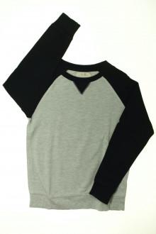 vetements d occasion enfant Tee-shirt manches longues bicolore Zara 9 ans Zara
