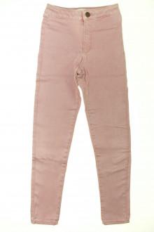 vetement occasion enfants Pantalon en toile Zara 8 ans Zara