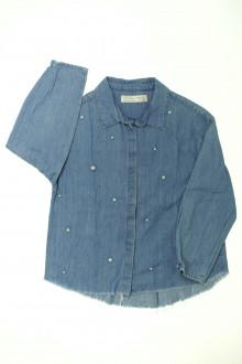 vêtements enfants occasion Chemise en jean