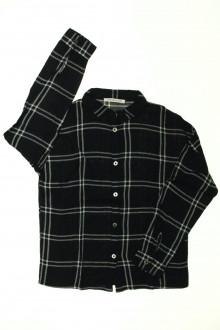 vetements d occasion enfant Chemise à carreaux Monoprix 8 ans Monoprix