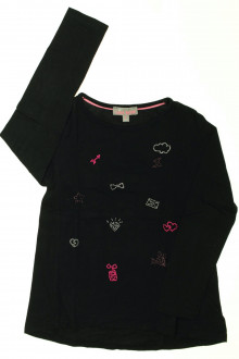 vetements d occasion enfant Tee-shirt manches longues strass Lisa Rose 8 ans Lisa Rose