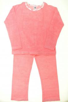 vetement occasion enfants Pyjama en éponge Petit Bateau 8 ans Petit Bateau