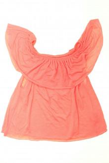 vetement d'occasion Tee-shirt manches courtes Zara 10 ans Zara