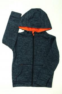 vêtements occasion enfants Gilet zippé DPAM 8 ans DPAM