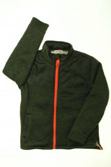 vêtements d occasion enfants Sweat zippé doublé DPAM 8 ans DPAM