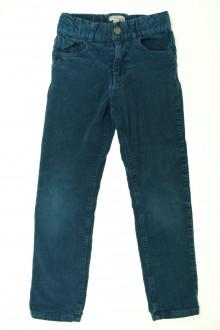 vêtements enfants occasion Pantalon en velours fin DPAM 8 ans DPAM
