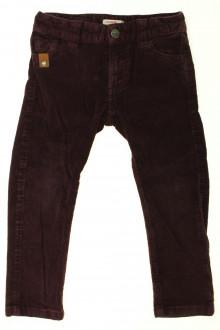 vêtements enfants occasion Pantalon en velours fin DPAM 3 ans DPAM
