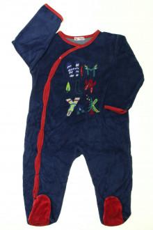 vetement d occasion enfant Pyjama/Dors-bien en velours