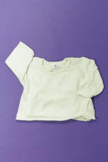 vêtements bébés Brassière Petit Bateau 1 mois Petit Bateau