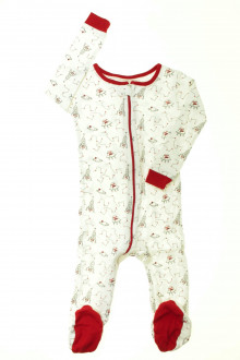 Habits pour bébé occasion Pyjama/Dors-bien zippé