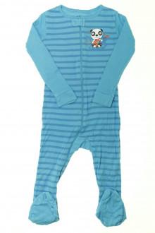 vetements enfant occasion Pyjama/Dors-bien zippé