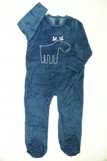 vetements d occasion enfant Pyjama/Dors-bien en velours