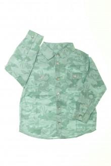 vêtements d occasion enfants Chemise Okaïdi 3 ans Okaïdi
