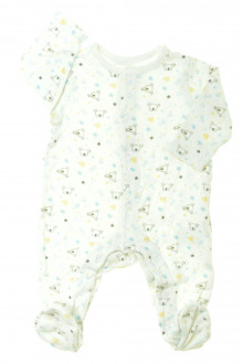 vetement bébé d occasion Pyjama/Dors-bien en coton