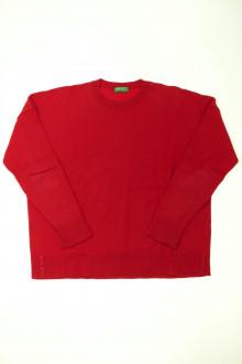 vêtements occasion enfants Pull Benetton 8 ans Benetton