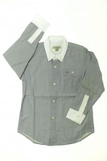 vêtements enfants occasion Chemise bicolore Burberry 6 ans Burberry