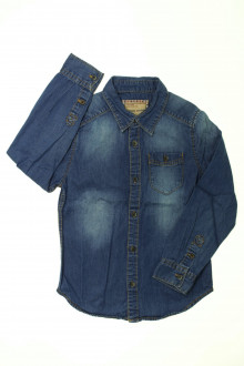 vêtements occasion enfants Chemise en jean Zara 6 ans Zara