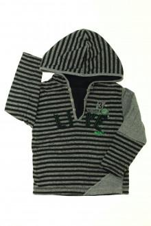 vêtements d occasion enfants Tee-shirt manches longues à capuche 3 Pommes 3 ans 3 Pommes